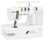 Janome Cover Pro 7000 CPS фото