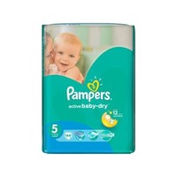 Pampers Active Baby-Dry 11-18 кг (44)
