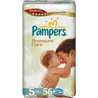 Pampers Premium Care 11-25 кг (56)