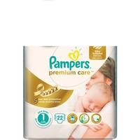 Pampers Premium Care Newborn 2-5 кг (22)