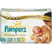 Pampers Premium Care Newborn 2-5 кг (33)