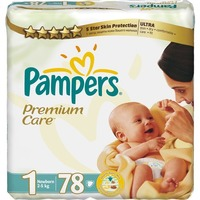 Pampers Premium Care Newborn 2-5 кг (78)