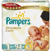 Pampers Premium Care Newborn 2-5 кг (94)